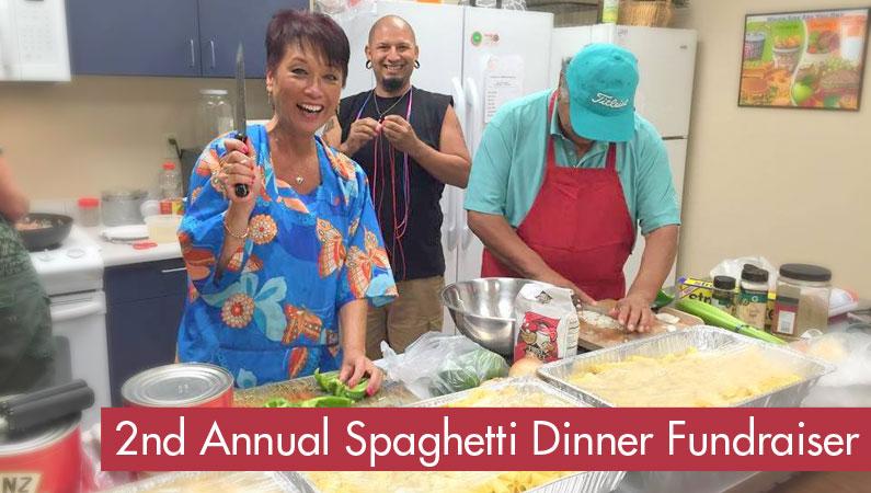 2nd Annual Spaghetti Dinner Fundraiser