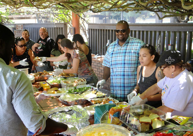 Annual Summer Barbecue July 11, 2014