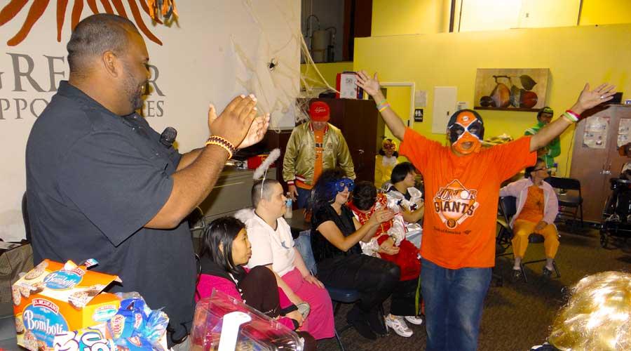 Greater Opportunities Halloween 2012
