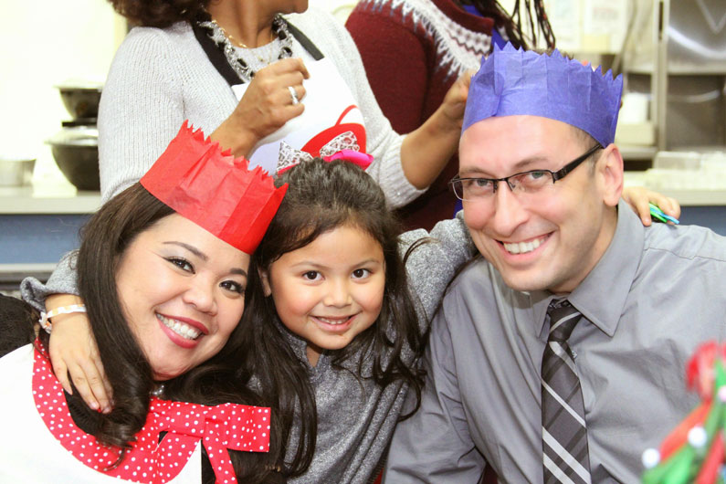 Greater Opportunities Holiday Party 2014