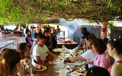 Summertime Fun and Fellowship at Greater Opportunities