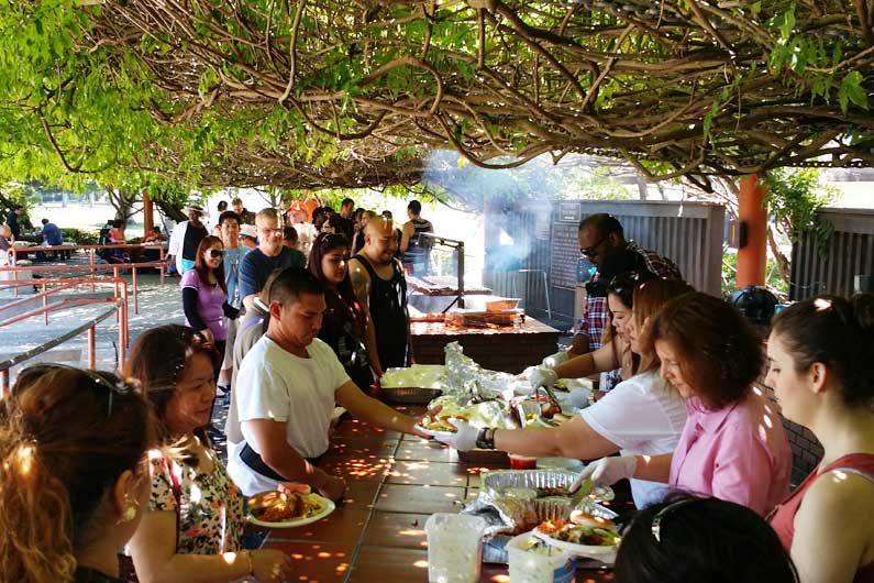 Greater Opportunities Summer BBQ 2015