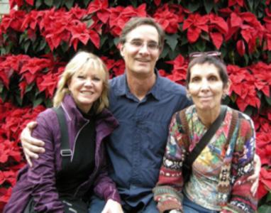Mrs. Linda King, Craig King, and Carla King