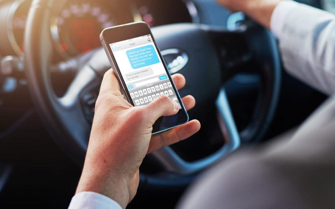 Distracted Driving Poses a Serious Danger