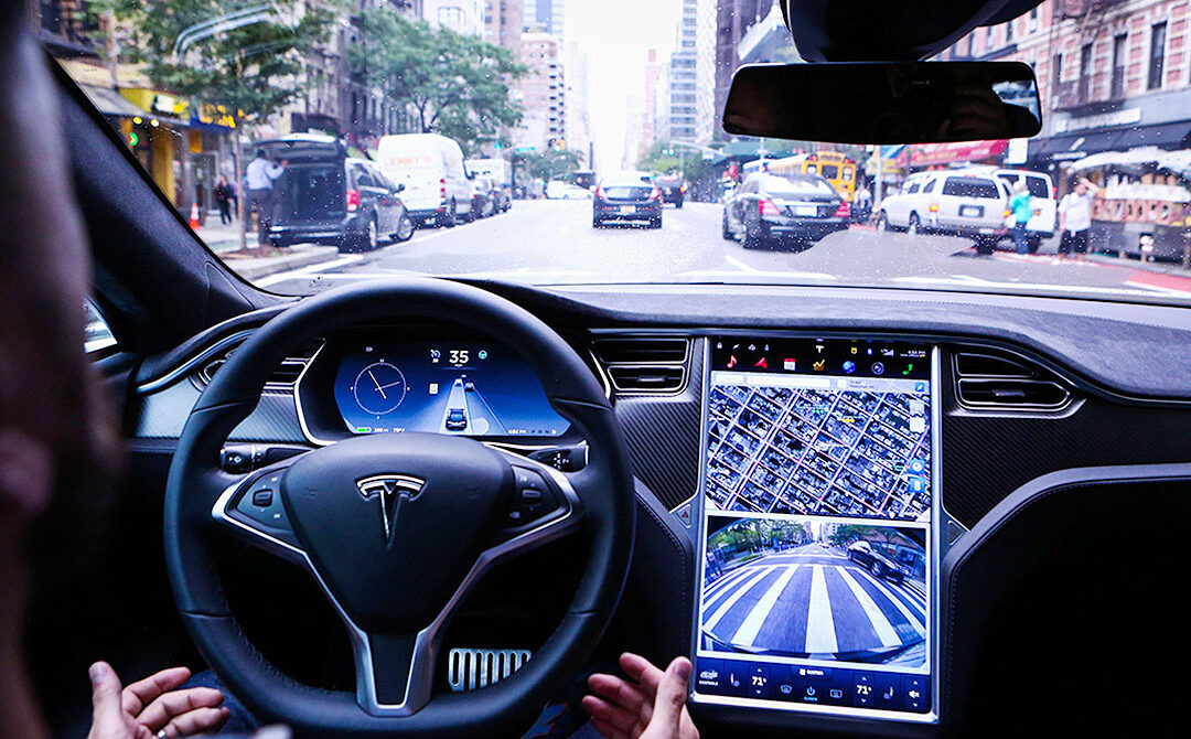 Testers Report Problems with New Tesla Autopilot Setting