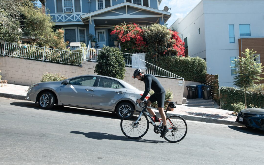 Can Bicyclists Ever Liable for Traffic Accidents?