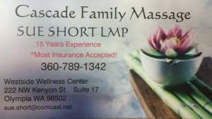 Cascade Family Massage
