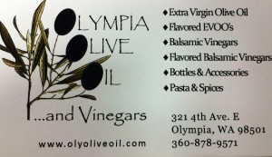 Olympia Olive Oil