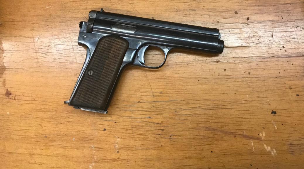 Frommer Stop Pistol