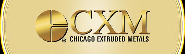 CXM Logo (Glow Background)