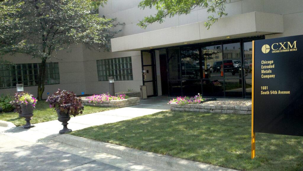Chicago Extruded Metals Headquarters