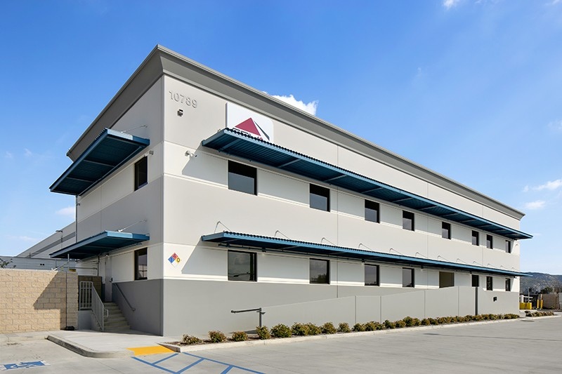Redwood Logistics Center (10701-10789 Redwood, Fontana, CA 92337)