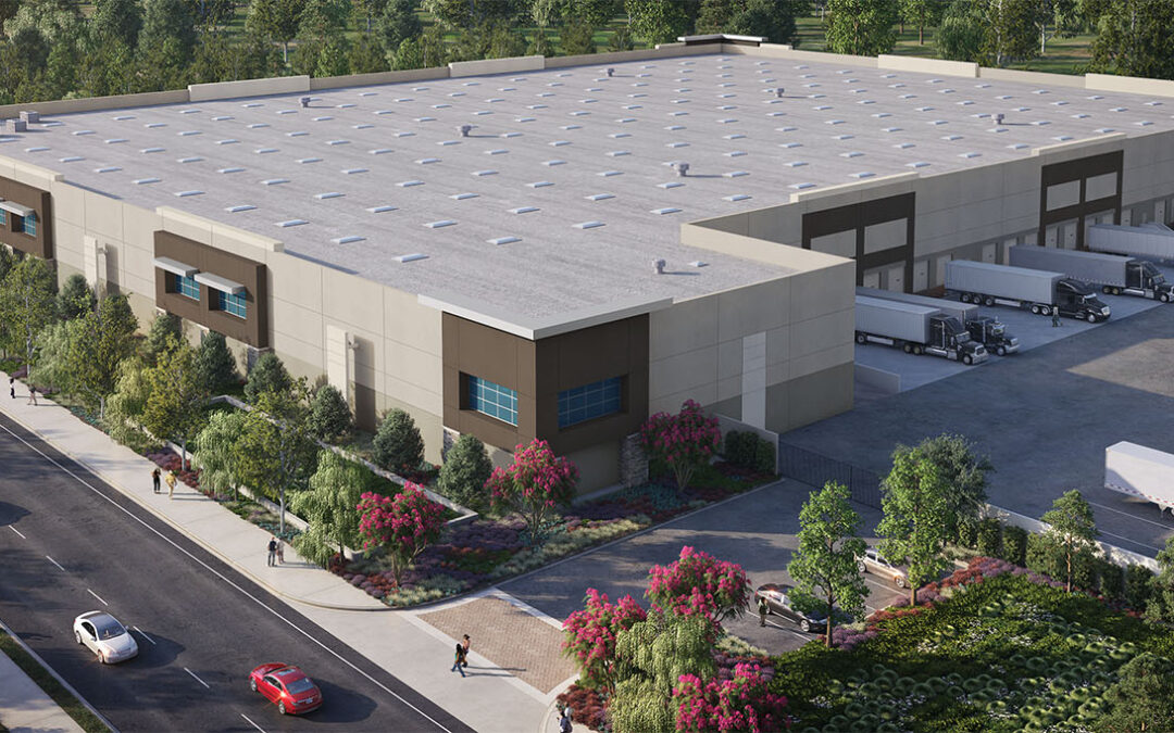 100 Walnut Ave, Perris – 205,830 SF Distribution Center