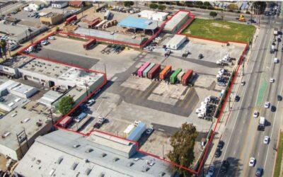 Santa Fe Distribution Center (927 South Santa Fe Avenue, Compton)