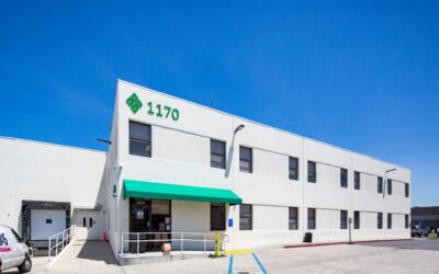 1130-1170 Olinder Ct. San Jose – 64,594 SF Light Food Processing/Cold Storage