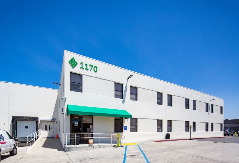 1130-1170 Olinder Ct. San Jose – 64,594 SF Light Food Processing/Cold Storage