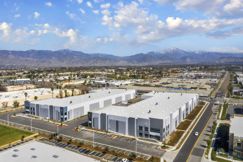 501 & 509 Alabama St., Redlands – 80k & 74k SF Warehouse Buildings