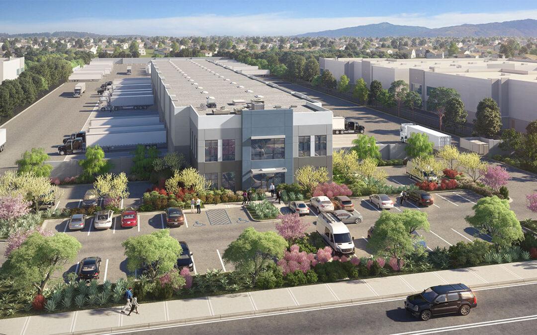 10607 S. Cactus Ave, Rialto – 47,609 SF High Through-Put Distribution Center – 85 Dock Doors, 225 Trailer Stalls
