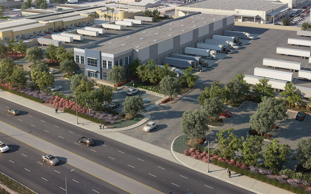 15120 Valley Blvd, City of Industry – 34,089 SF To-Be-Constructed Logistics Center – 60 Dock Doors & 103 Trailer Stalls