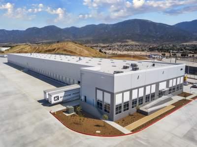 3450 W Palm Avenue, San Bernardino – 76, 240 SF Cross Dock Through-Put Facility