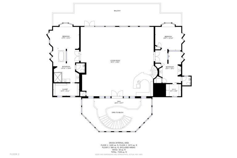 Seascape Floorplan 2