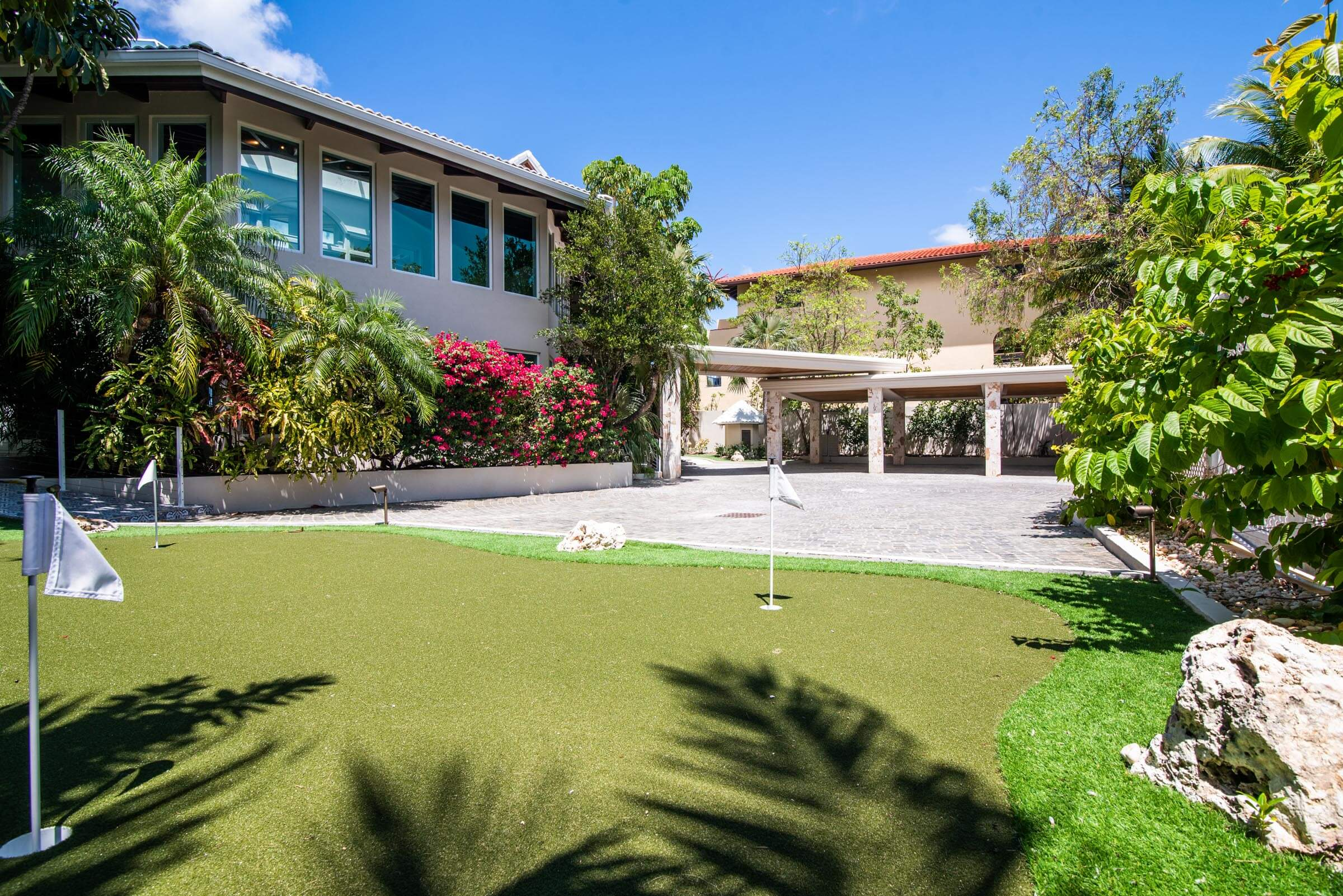 Seascape Villa Cayman Islands Grand Cayman Beachfront Luxury Caribbean Vacation Family Games and Activities