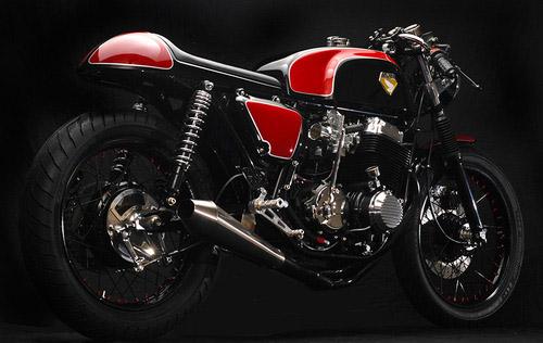 Honda CB750 DCC