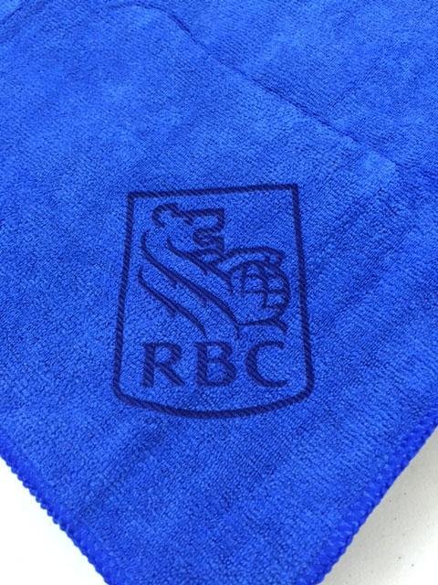 Laser Etch Golf Towels