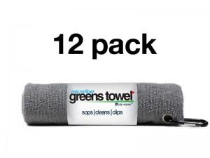 Sterling Silver Greens Towel 12 Pack