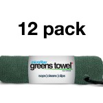 Pine Forest 12 Pack of Greens Towels