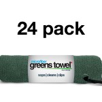 Pine Forest 24 Pack of Greens Towels
