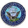 US Navy Golf ball marker