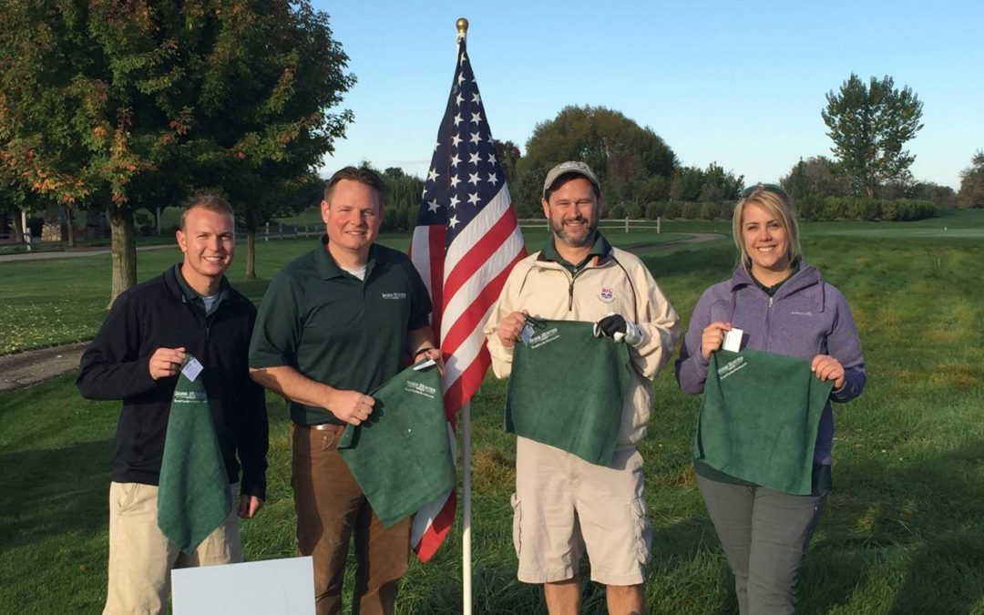 Operation Warm Heart Gets Donation from Greens Towel
