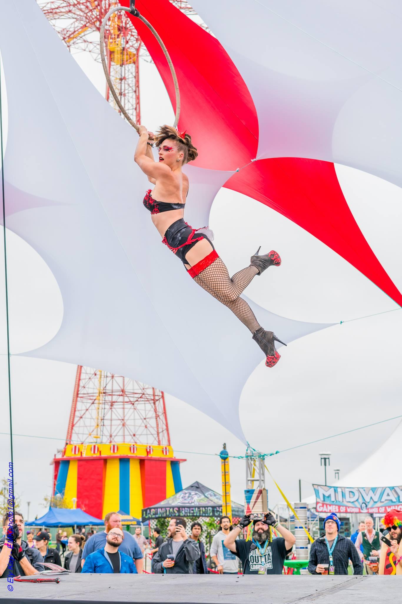 Burning Man Shredder 2