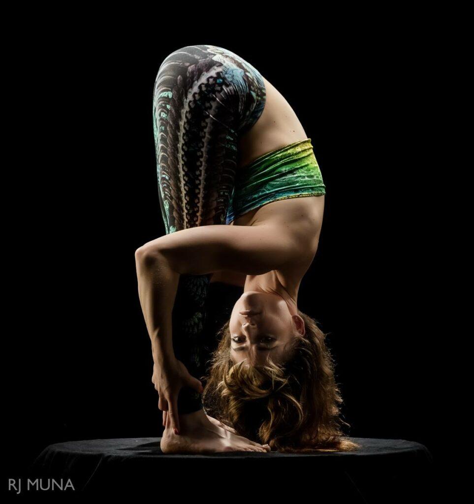 Shredder Yoga