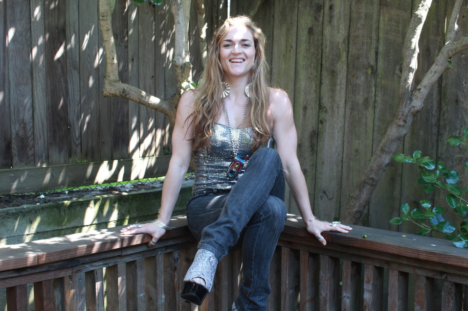 """""""Wait a minute. How often do you get invited to join the circus?"""" The Life of Erin Shredder - Tude Magazine, April 2013"""