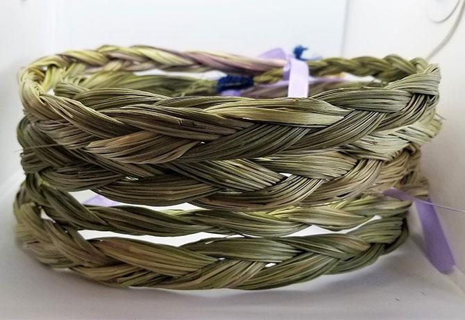 sweet grass braids