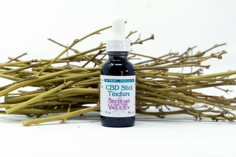 CBD Stick Tincture - A Successful Experiment