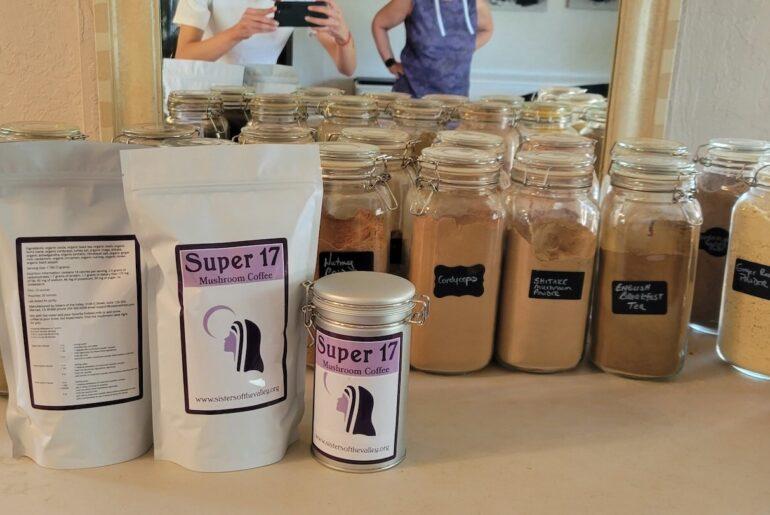 Introducing Mood-Stabilizing Mushroom Coffee