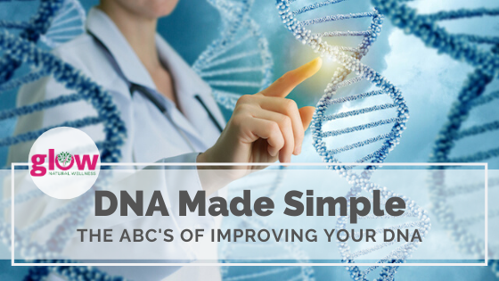The ABC's of improving your DNA