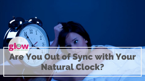 Are you out of sync with your natural clock?