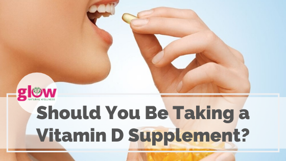 Should you be taking Vitamin D Supplement