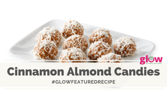 Cinnamon Almond Candies