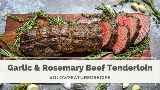 Garlic and rosemary beef tenderloin