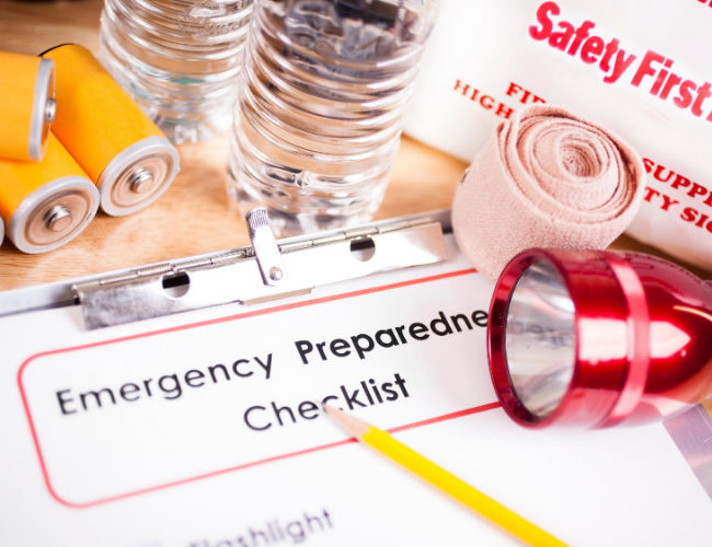 Are You Ready: Emergency Preparedness & Readiness