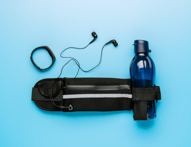 Exercise Belts & Bands: Keeping Your Personal Belongings Stashed Away Safely