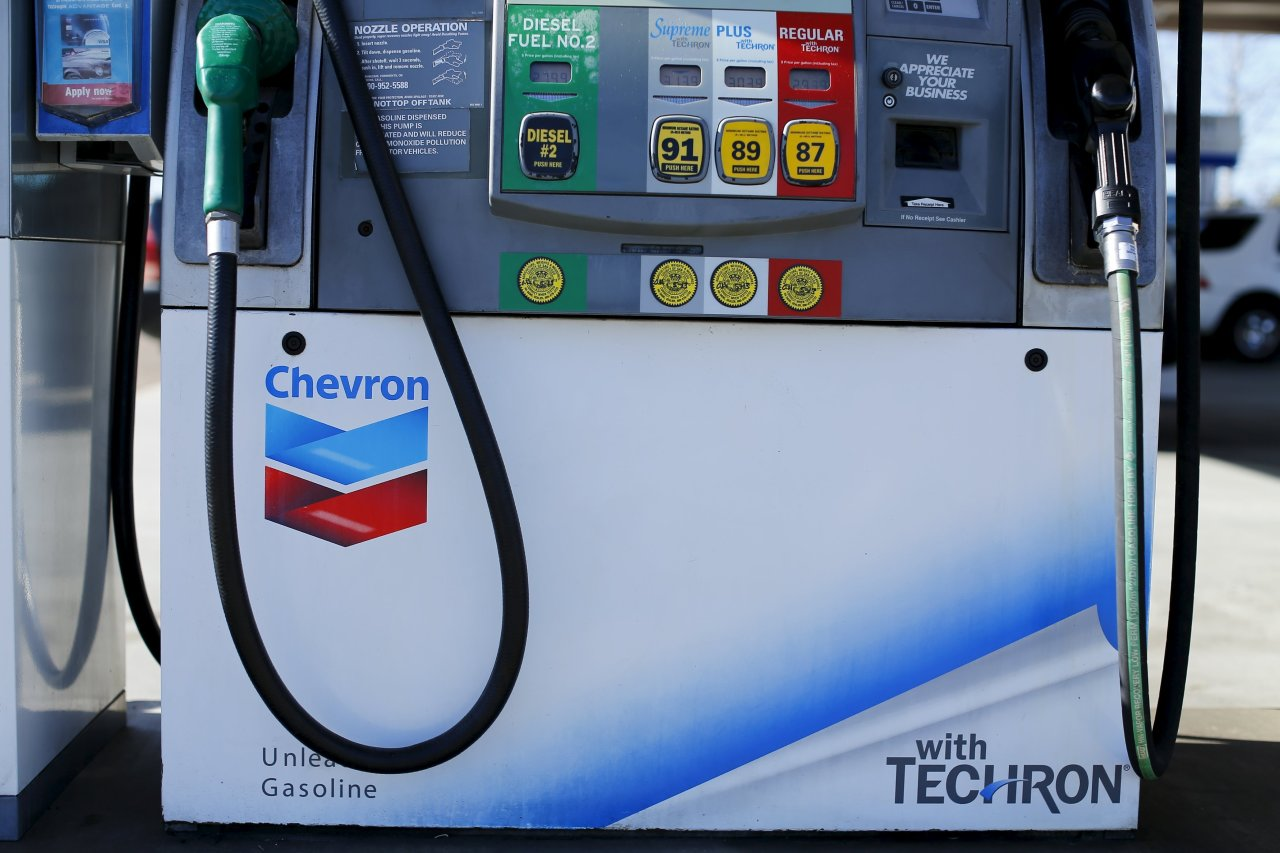 Chevron Fuel