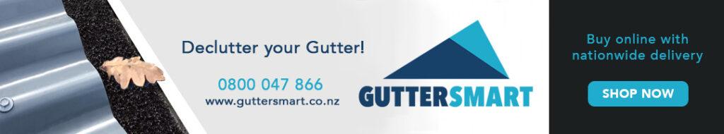 Guttersmart gutter foam from Sunnyside