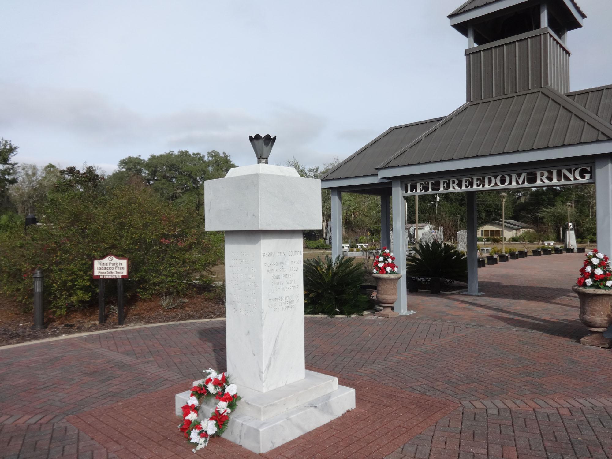 Veterans Memorial Parkedited