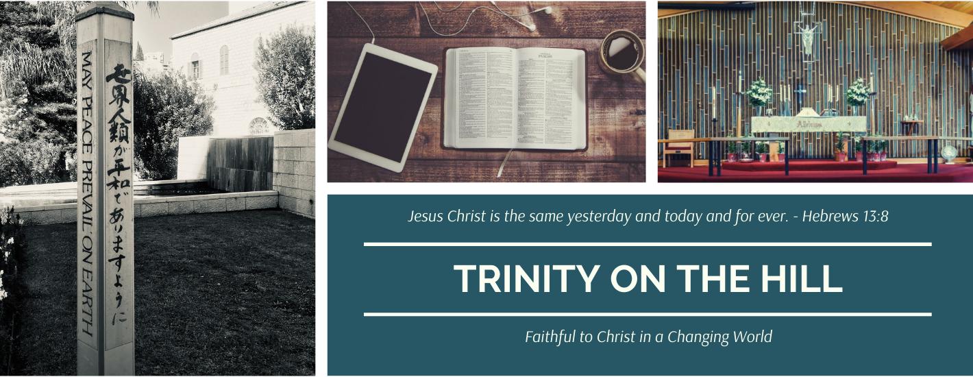 Faithful Christ, Faithful Church